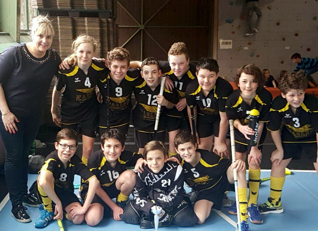 Eagles, Eagle's Unihockey Aigle