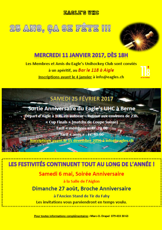 Affiche flyers